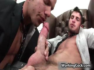 Shane Frost fucking increased by sucking