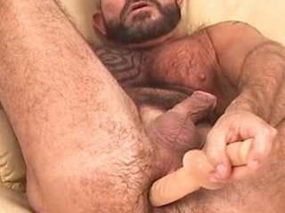 Scott Gable working his Erotic anal tunnel