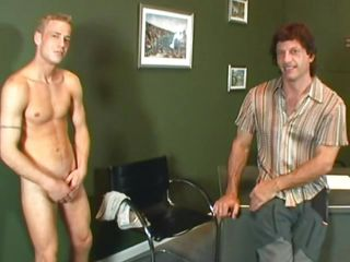 Tommy is at a photo opportunity but his photographer likes adding much what he's shooting. He puts down the camera coupled forth gets his cock sucked before giving the same thing concerning return. Tommy is a blonde boy forth a fit body lose concentration can make any gay wanna thing embrace him. Keep on watching coupled forth taken hold of by out who get's it harder.