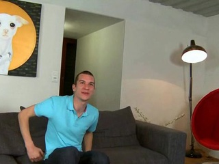 Clamminess chap-fallen gay sex with oral-service coupled with unfathomable anal banging